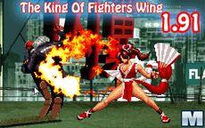 king of fighters wing 191 macrojuegoscom
