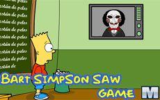 Juego De Bart Simpson Escapa De Saw Macrojuegos Com