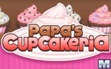Papa S Cupcakeria Cocina Cupcakes Para Vender Macrojuegos Com