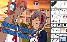 Vestir Estilo Creator Manga School Colegiala Days Podrás dvU5nqZv