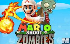 Mario Shoot Zombie Macrojuegos Com